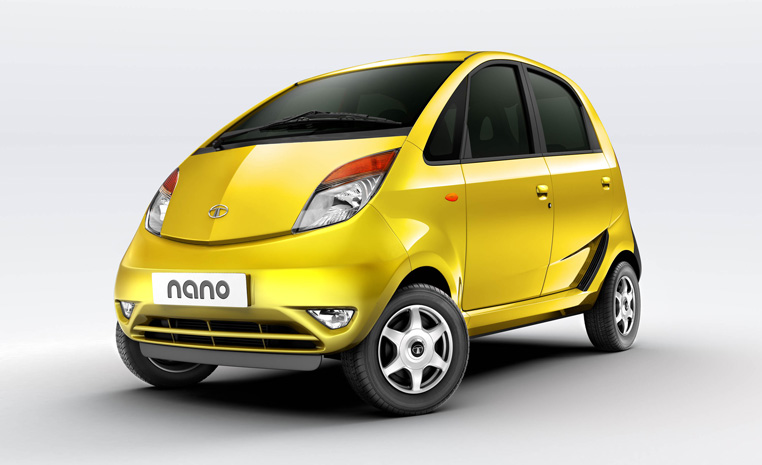 The Tata Nano will be ...