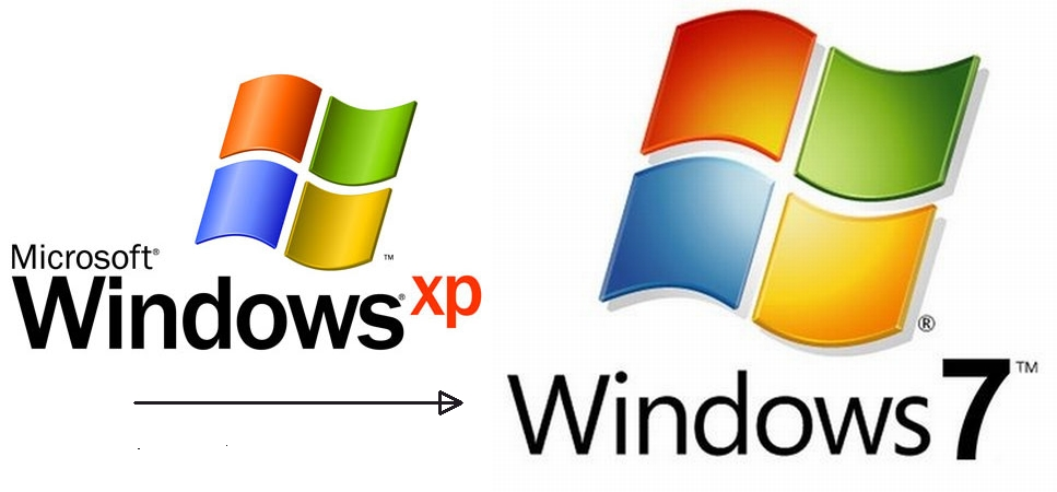 WinXP-Win7 dual boot