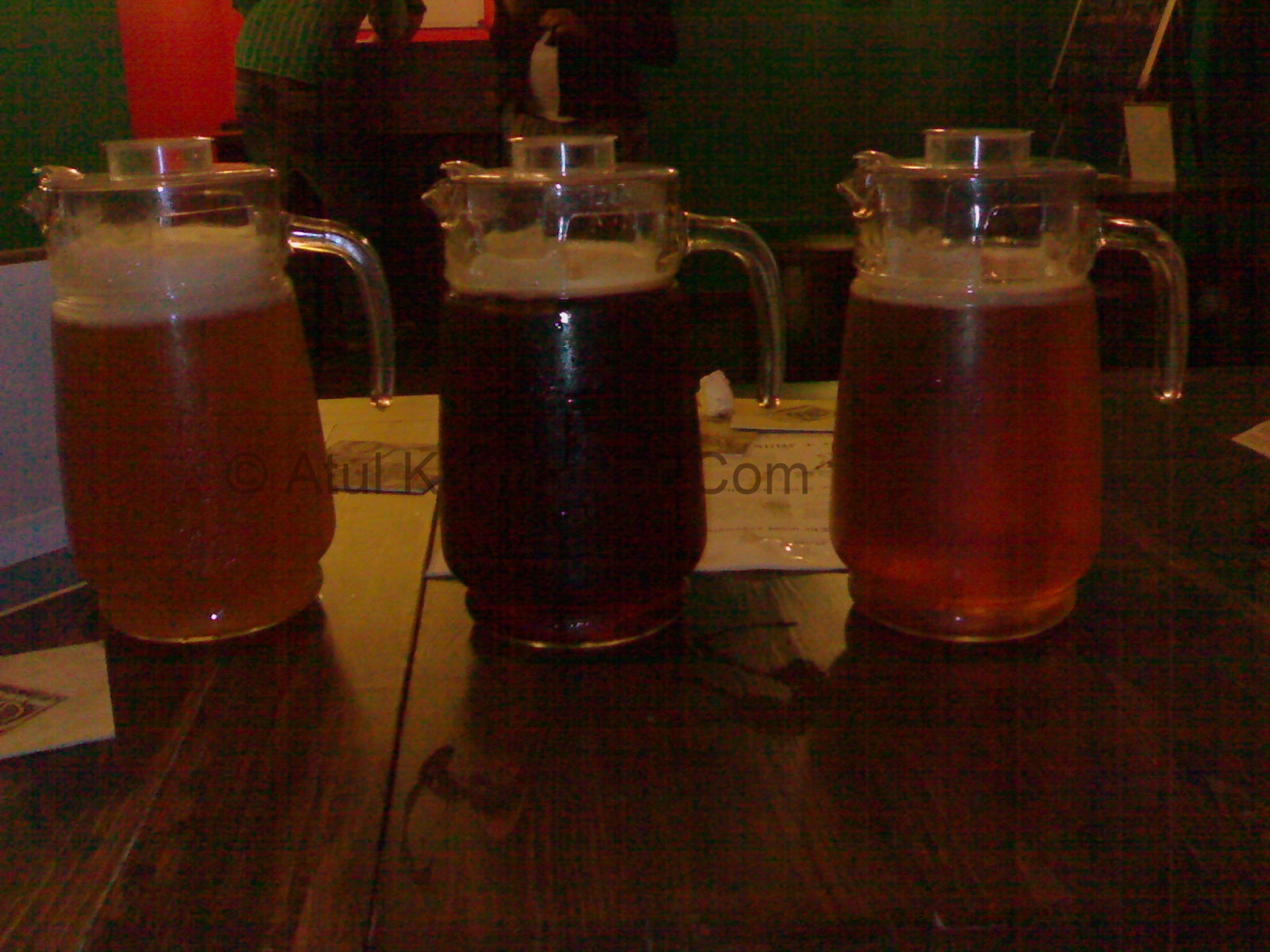 Doolally pitcher