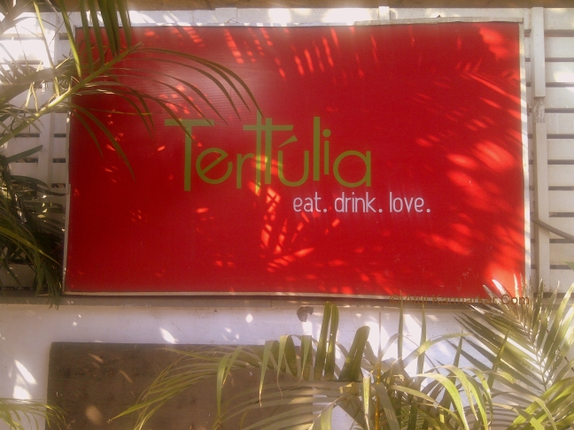 Terttulia-Eat Drink Love