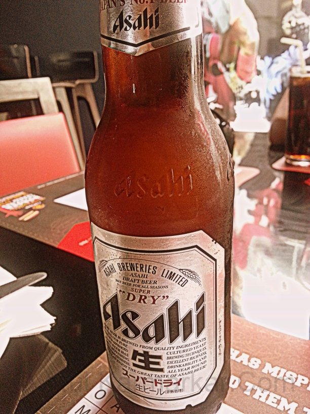 Manchester United Cafe Bar - Asahi