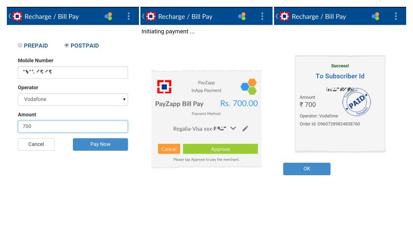 HDFC Bank PayZapp