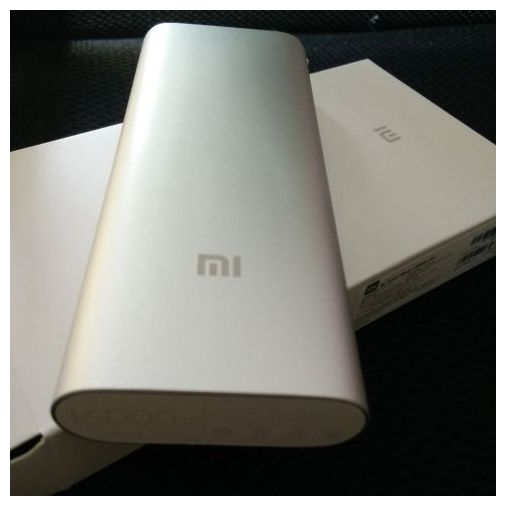 Mi 16000mAh Power Bank